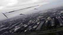 AeroSvit Airlines Boeing 767-383ER (UR-VVF) taking off from Bangkok (BKK) to Kiev (KBP)-HD stereo