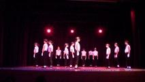 HOLLYWOOD TONIGHT par les 10/11ans gala 2015 Dimanche  MJC de MARIGNY LE CHATEL