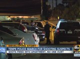 ABC15 News at 11am Tempe police search for shooting suspects