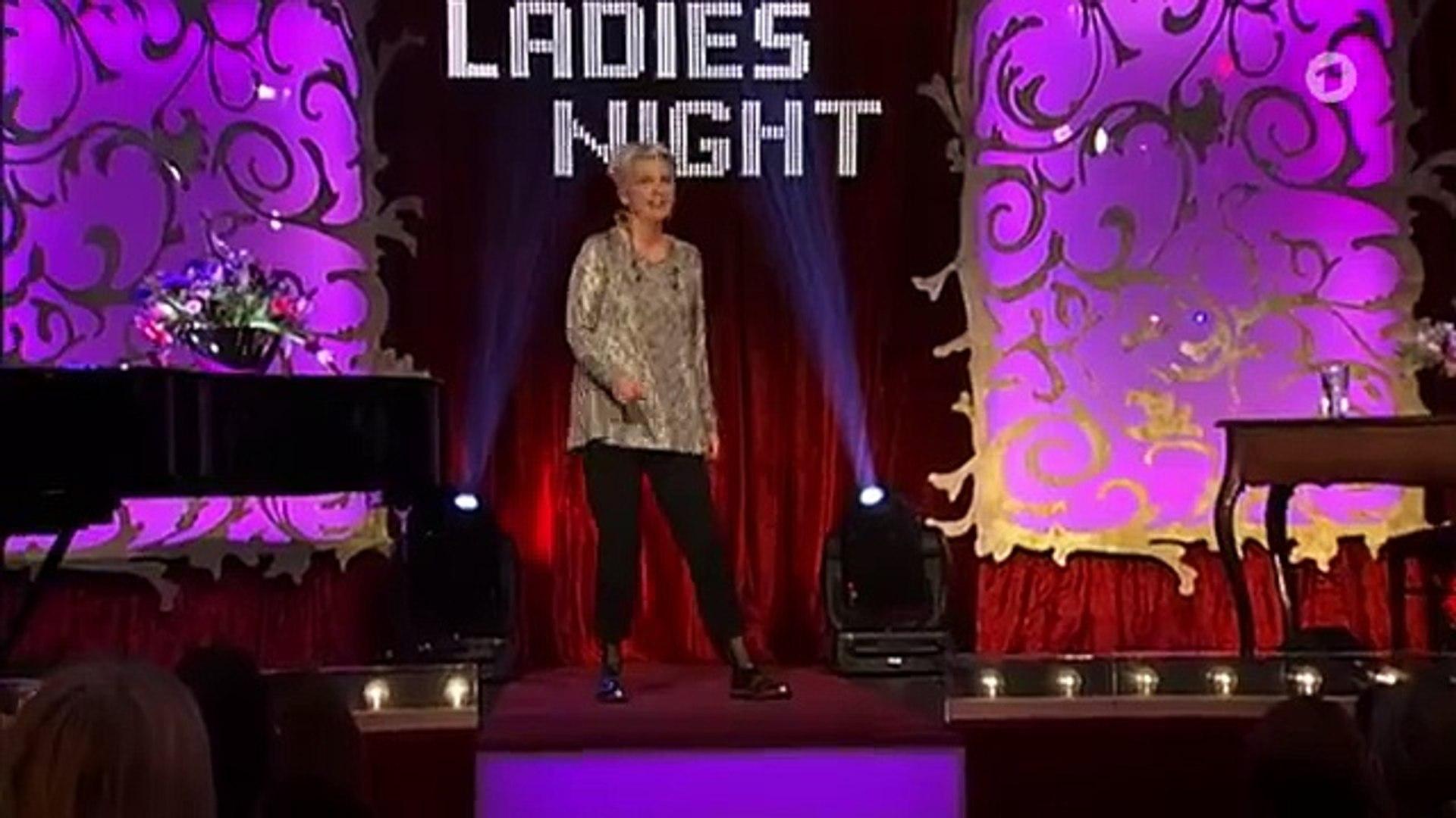 Gerburg jahnke ladies night 2016