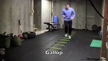 Top Agility Ladder Drills - Quickness Drills - Ladder Drills for basketball