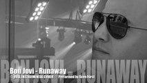 Bon Jovi - Runaway ☆ FULL INSTRUMENTAL / KARAOKE  COVER ☆ Performed by Sven Fürst