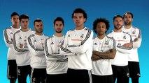*Pepe, Marcelo, Jesé, Isco, Diego López y Sergio Ramos tienen un reto para ti. Mira el de Pepe