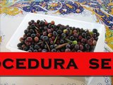 Conserve fatte in casa: le olive sott'olio