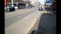 Alarmowo ochrona ŻW Kraków Emergency responding Military Police motorcade Kraków
