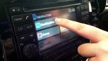 Nissan Connect Sat Nav / Satellite Navigation Instructions Demonstration