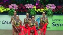 Bulgarie 5 Rubans - Corbeil Essonnes 2015