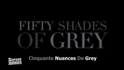 Honest Trailers - Cinquante nuances de Grey (vostfr)
