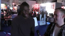 Eurogamer Interview with KSI (KSIOlajidebt) ft Random Booth Babes!