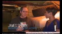 James Spader interview