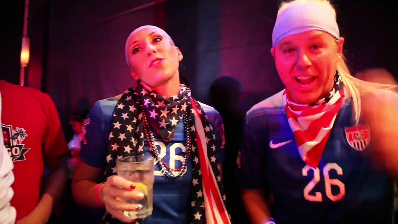 The Best USWNT World Cup Montage Music Video