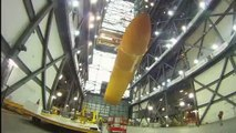 Vehicle Assembly Building at NASA's Kennedy Space Center Renovation