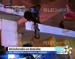 Riña familiar provoca movilización policiaca Multimedios Televisión