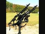 WW2 German MG34 & MG42 Machine Gun -