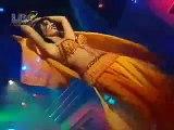 Arabian lady dancing in Arabian tune. Arab music. Lovely Arabian dance