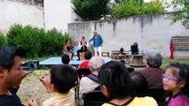 Fête de la musique latino-américaine à la Maison de quartier de la Plaine 4