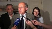 Coelho com o Representante da República pede re-educação do Governo e de Miguel Mendonça