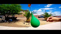 """Water Ballon Bursting In Slow Motion """"The GoPro Slow-Motion Series"""" By: ChrisEditing Productions"""
