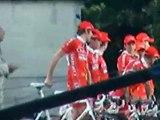 Bradley Wiggins & Team Cofidis