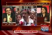 Shahid Masood Prasing Kpk Govt On Ziaullah Afridi Issue…