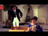 Sanjeev Kumar asking questions | Drama Scene from Mera Saya (1966) | Sunil Dutt and Sadhana