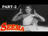 Seema [ 1955 ] - Hindi Movie in Part 2 / 14 - Nutan - Balraj Sahni - Shubha Khote