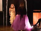 Evening Gown @ Cheval Chic Fashion Show Equine Lifestyle Magazine Wedding Event Videography Toronto