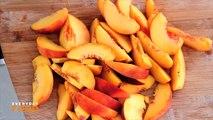 Fresh Peach Buckle Recipe - Everyday Food with Sarah Carey