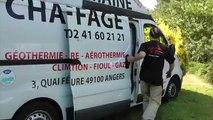 ANJOU MAINE CHAUFFAGE Angers 49, chaudières, pompes à chaleur, solaire, bois, climatisation