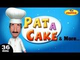 Pat a Cake Pat a Cake | Baa Baa Black Sheep & More Nursery Rhymes 3D for Children