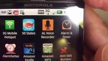 Low Vision Mobile Technology Clip 019 Android Market how to find it and look up applications