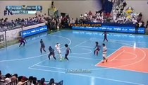 Zidane Friends vs NAS Friends Match Highlights (Futsal) 2015