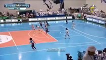 Zidane big miss Zidane Friends vs NAS friends (futsal) 2015