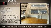 A louer - Appartement - Ixelles - Ixelles (Louise - Bailli) (Louise - Bailli) - Ixelles (Louise - Bailli) (1050) - 49m²