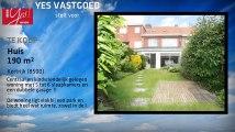 Te koop - Huis - Kortrijk (8500) - 190m²
