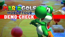 Lets Play -Mario Golf World Tour (DEMO Version) Lets Test