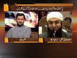 Saleem Safi to Maulana Tariq Jameel