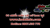 Cột cờ inox tphcm,Inoxtinta, với chi tiết cột cờ inox và thi công cột cờ inox, có thiết kế, báo giá cột cờ,tư vấn bản vẽ