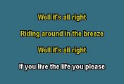 AMS1510-02 - Traveling Wilburys, The - End Of The Line (Vocal).mpg Karaoke
