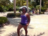 JAMAICA TRIP 2010 pt2 (Beach and Karaoke)