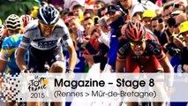 Magazine - Mûr-de-Bretagne - Stage 8 (Rennes > Mûr-de-Bretagne) - Tour de France 2015