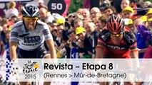 Revista - Mûr-de-Bretagne - Etapa 8 (Rennes > Mûr-de-Bretagne) - Tour de France 2015