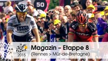Magazin - Mûr-de-Bretagne - Etappe 8 (Rennes > Mûr-de-Bretagne) - Tour de France 2015
