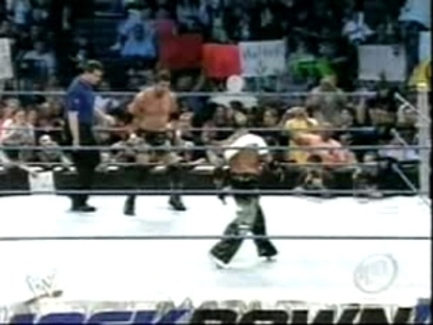 SmackDown.16.06.2006 - Rey Mysterio Vs Gregory Helms