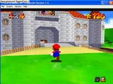 Super Mario 64 Cheat Codes - video dailymotion