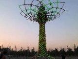 EXPO MILANO L'ALBERO DELLA VITA - TREE OF LIFE EXPO MILANO