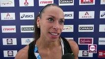 Cindy Billaud : « J'adore les Championnats de France »