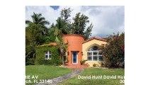 Single Family For Sale: 2924 PRAIRIE AV Miami Beach, FL $2400000