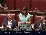 """Silvia Chimienti (M5S): """"Il M5S al governo abrogherà il ddl scuola!"""" - MoVimento 5 Stelle"""
