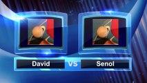 James Bay Ping Pong ★ David vs Senol ★ The Best Ping Pong Yet